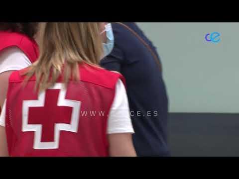 Un turista alemán socorrido por agentes de la Policía Nacional