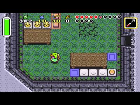 Lets Play TLoZ A Link to the Past 8