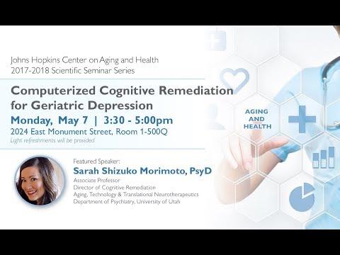 Computerized Cognitive Remediation for Geriatric Depression