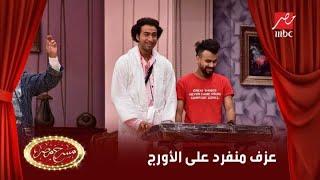 علي ربيع في عزف منفرد على الأورج يشعل مسرح مصر