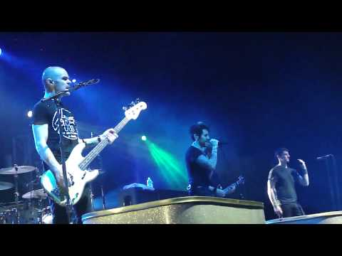 AFI - On The Arrow live in Sydney (23 Feb 10)