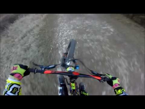 First ride at Arnstadt/Alte Burg 2k17   GoPro