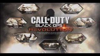 Black Ops 2 Map Pack DLC 1