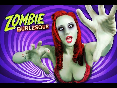 Zombie Burlesque - Sexy Zombies Take the Las Vegas Strip at Planet Hollywood