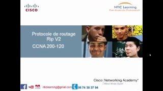 23- protocole routage Rip V2 ccna 200-120 darija arabe (عربي (دارجة
