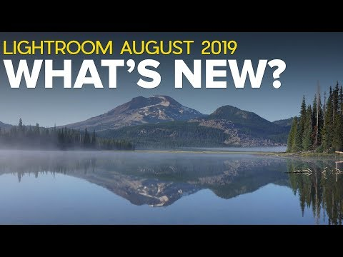 What's New In Lightroom 8.4 (August 2019 Update)