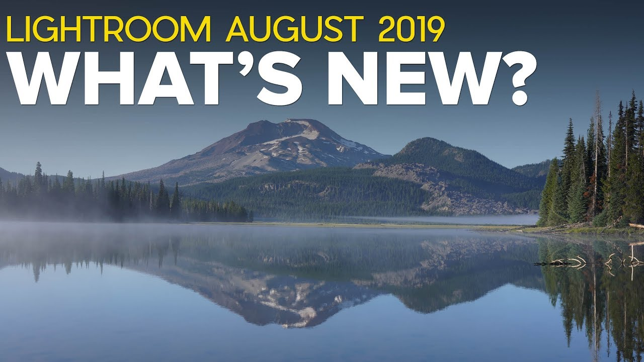 What's New in Lightroom 8 4 (August 2019 Update)