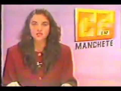 Trecho do Ceará em Manchete.Tv Manchete (1987)