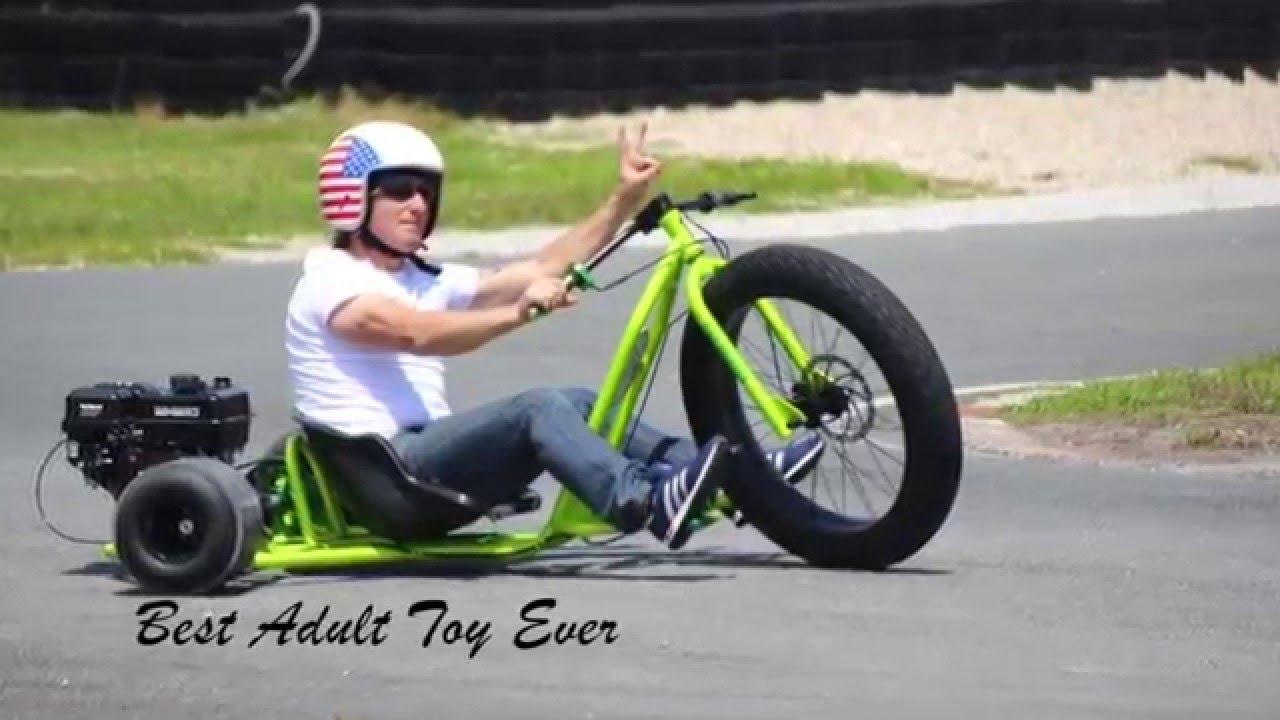 Pr 233 Sentation Du Quot Fat Drifter Quot Drift Trike Gang Youtube