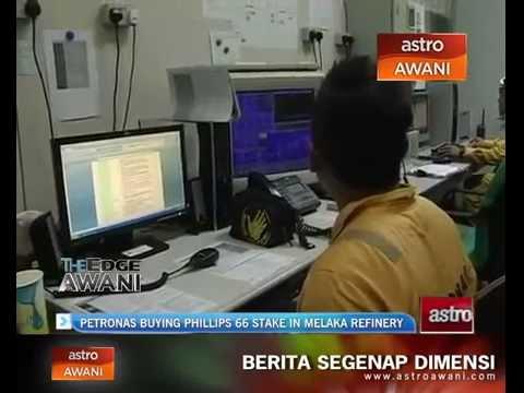 Petronas buying Phillips 66 stake in Melaka refinery
