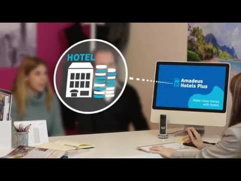 Amadeus Hotels Plus: Make More Money With Hotels