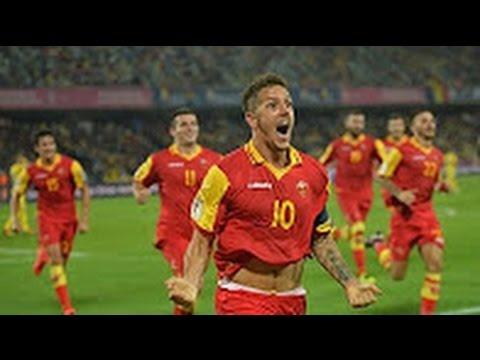 Montenegro vs Kazakhstan 5-0 Goals & Highlights 08/10/2016