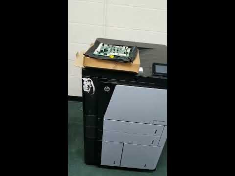 Инструкция по Прошивка HP Lj 9050