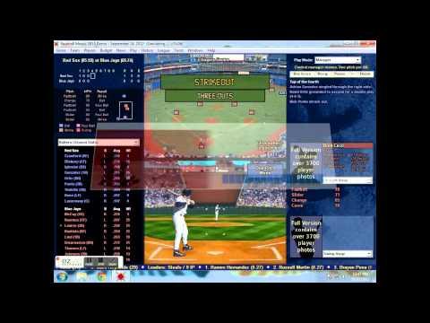 Baseball Mogul 2013 Demo (720P)