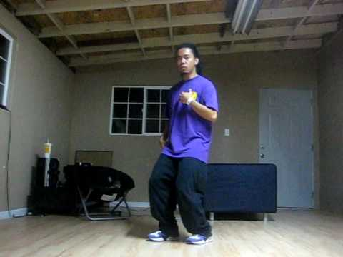 House Dance Tutorial - Basic Jack