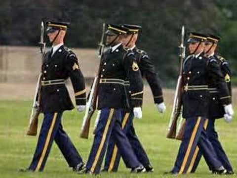 Twilight Tattoo at Fort McNair with the Old Guard