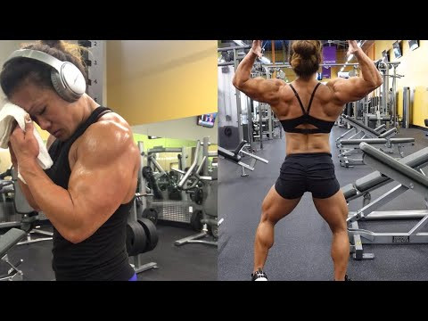 Helen Davis HD Physique – Female Bodybuilding Motivation