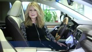 Kitty O'Neal at Lexus Sacramento RX 2016 - Roseville Videographer