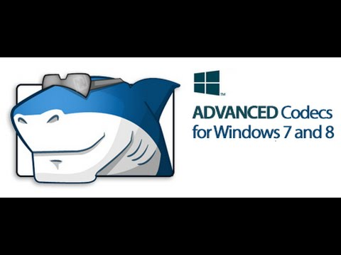 ADVANCED Codecs for Windows 7/8/10 Pack de codecs 2016