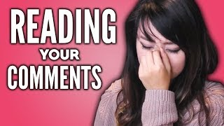 THE WORST PICK UP LINES - Reading Your Comments #5