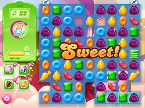 Candy Crush Jelly Saga Level 865 - NO BOOSTERS (FREE2PLAY-VERSION)
