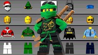 LEGO NINJAGO,BATMAN BUILD POLICE MONSTER CARS,HELICOPTER ✔ LEGO JUNIORS CREATE & CRUISE-LEGO Game
