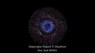 M74 Spiral Galaxy - Planar Evolution - Infrared plus (some) Visible Light