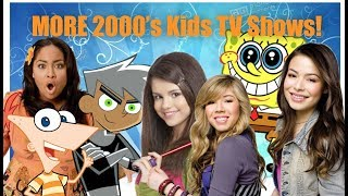 MORE SHOWS ONLY 2000's KIDS KNOW - CAN YOU GUESS THEM?!? (Extended Edition)