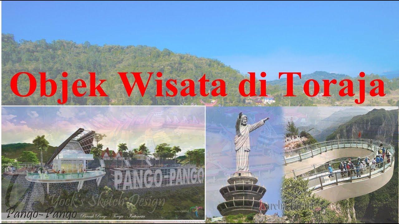 Objek Wisata di TORAJA 9