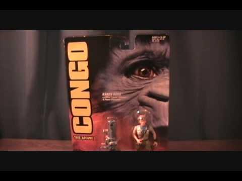 Congo Movie Karen Ross figure review