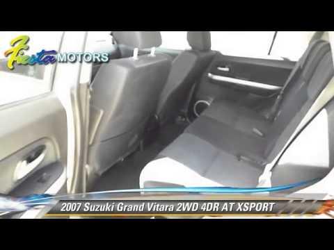 Used 2007 Suzuki Grand Vitara Xsport Lubbock Youtube