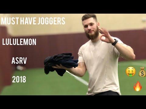 best-joggers-for-men!-leg-workout-for-mass.-lululemon-men's-jogger.-asrv-aeroheat-silverplus-jogger.