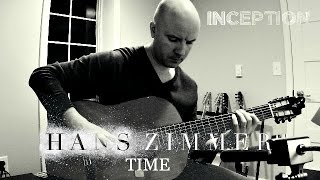 Hans Zimmer: Time (Inception) for classical guitar + TAB