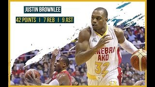 Philippine Congress Needs To Declare Justin Brownlee As Filipino! Now!!!