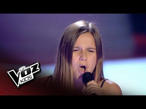 """Paula: """"No Te Pude Retener"""" – Audiciones a Ciegas  - La Voz Kids 2018"""