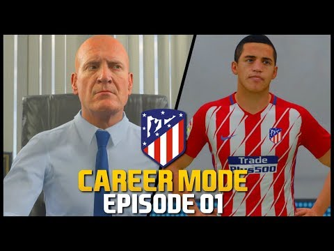 FIFA 18 | Atletico Madrid Career Mode - 'RELEASE CLAUSE CHAOS!' | #01