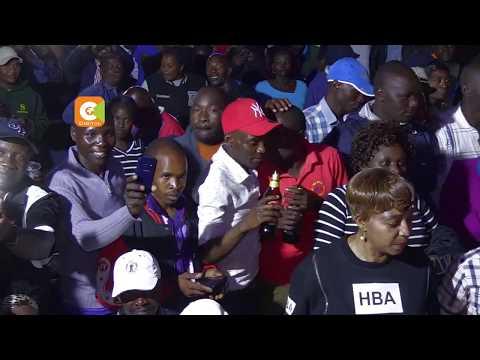 Radio Citizen yandaa rhumba katika Egesa Villa