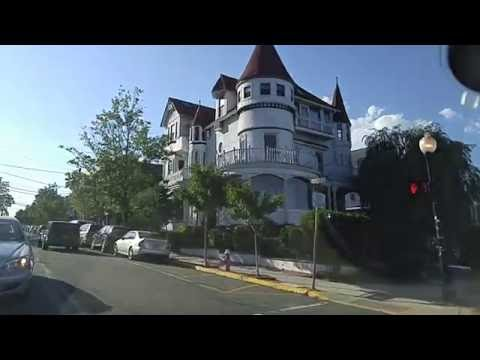 Driving by Weehawken,New Jersey