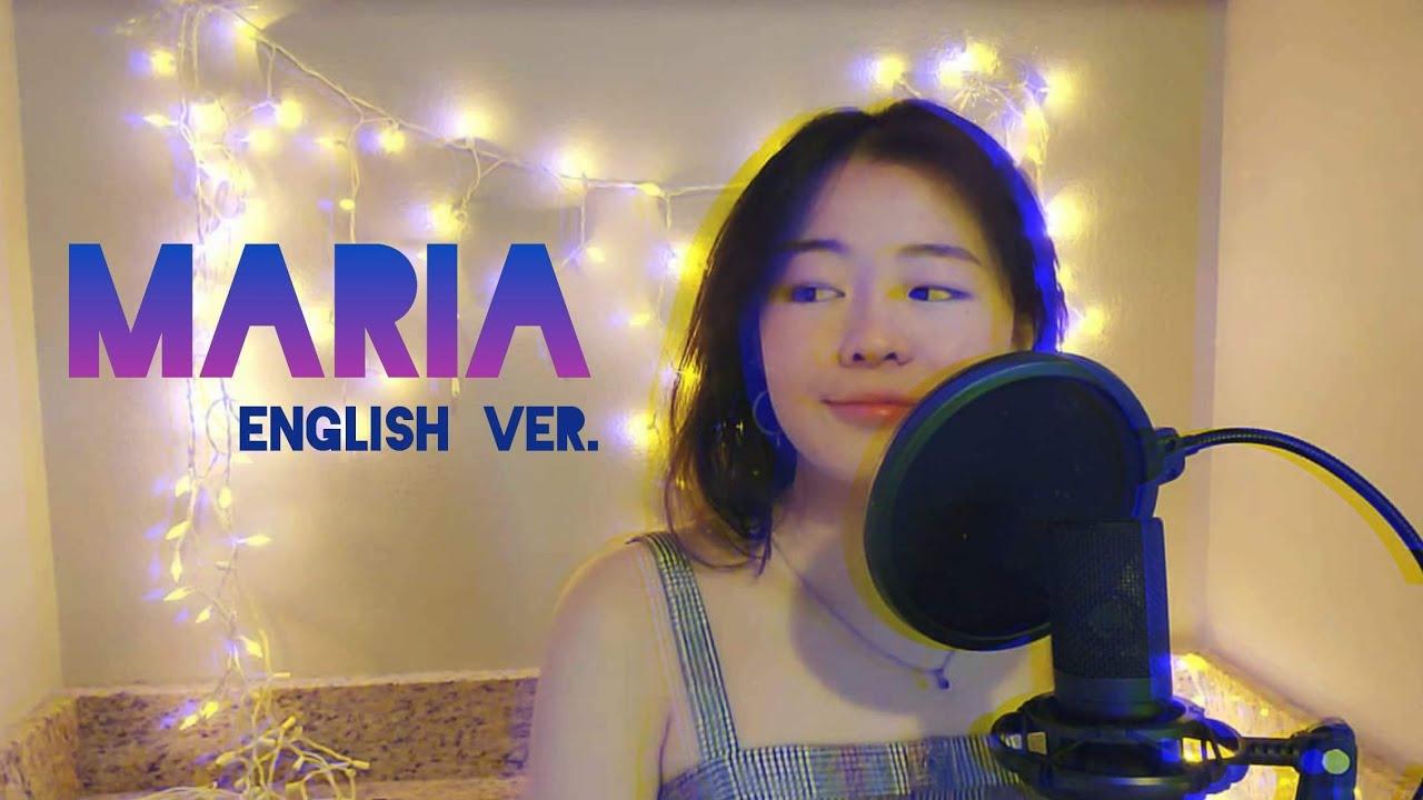 MARIA - Hwasa (MAMAMOO) [English Cover] | Angel
