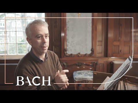 Hantaï on Bach French Suite in B minor BWV 814   Netherlands Bach Society