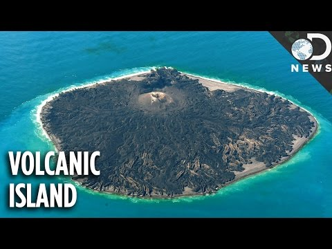This Is The World's Newest Island