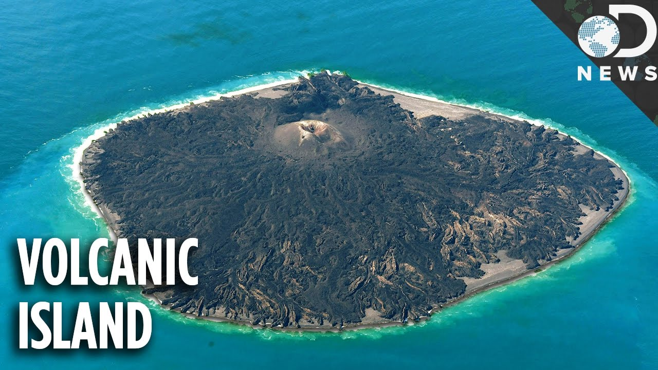 Download This Is The World's Newest Island