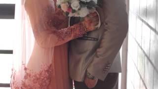 Majlis Pernikahan Amir Hamzah & Fathiin Atikah