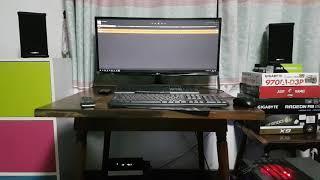 microlab h200d  Sound Test