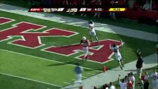 ESPN Top 10 College Football Plays 10/17/2009 - Texas Tech-Nebraska #8