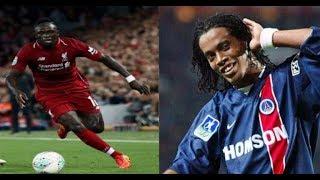 Sadio Mané donne son équipe type de rêve avec Kalidou Koulibaly dans l'axe, Ronaldinho, Messi,...