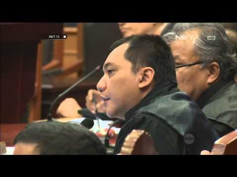 Live Report Dari Mahkamah Konstitusi Sidang Perselihisan Pilpres 2014 - NET12