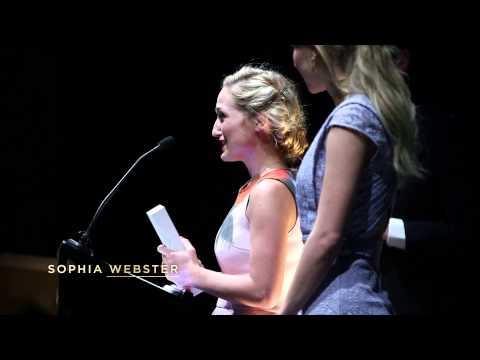 Sophia Webster - Emerging Talent - Accessories Award (British Fashion Awards, 2013)