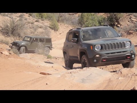 Is The Jeep Renegade A Real Jeep?