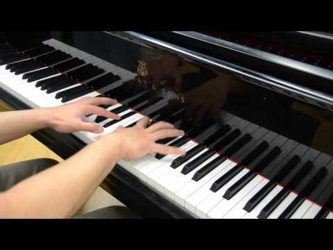 Ed Sheeran - Give Me Love Piano Cover